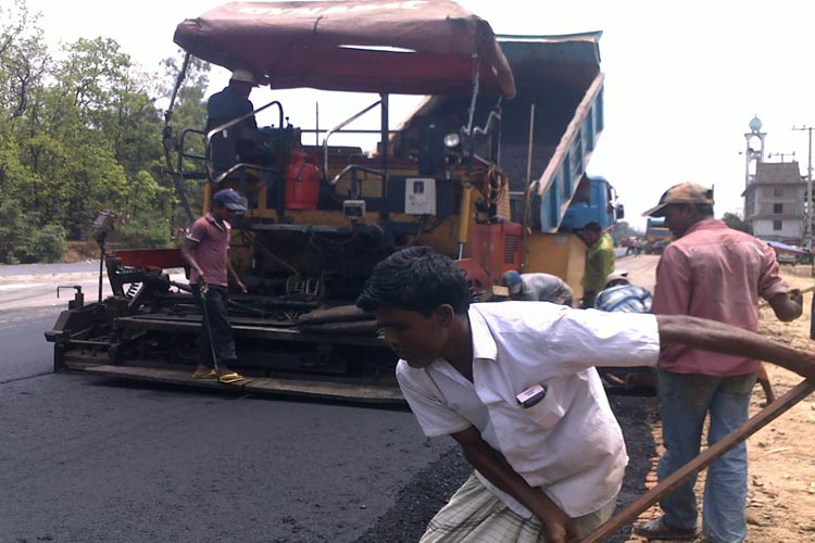 4- Lane Road Project, Chandra Road