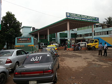 TASIN CNG FILLING STATION LIMITED