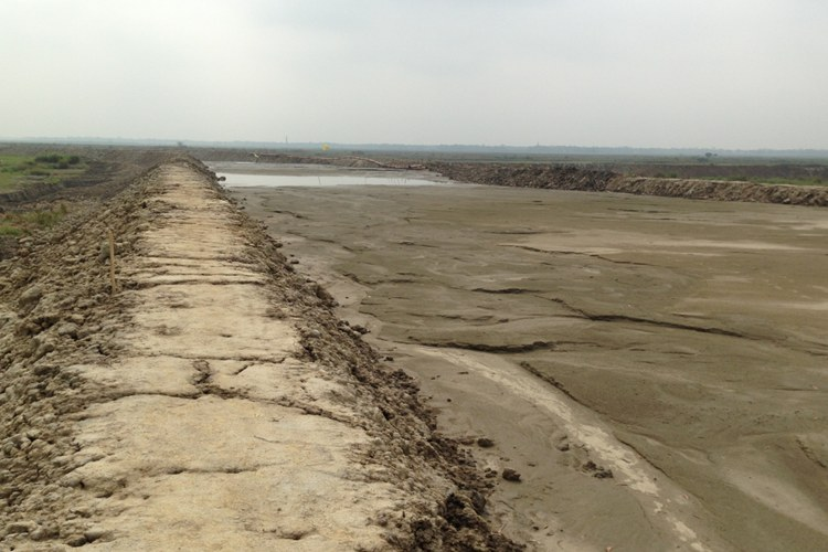 Sand filling for connecting road to Division H.Q at Sylhet Cantonment, Bangladesh Army_750x500